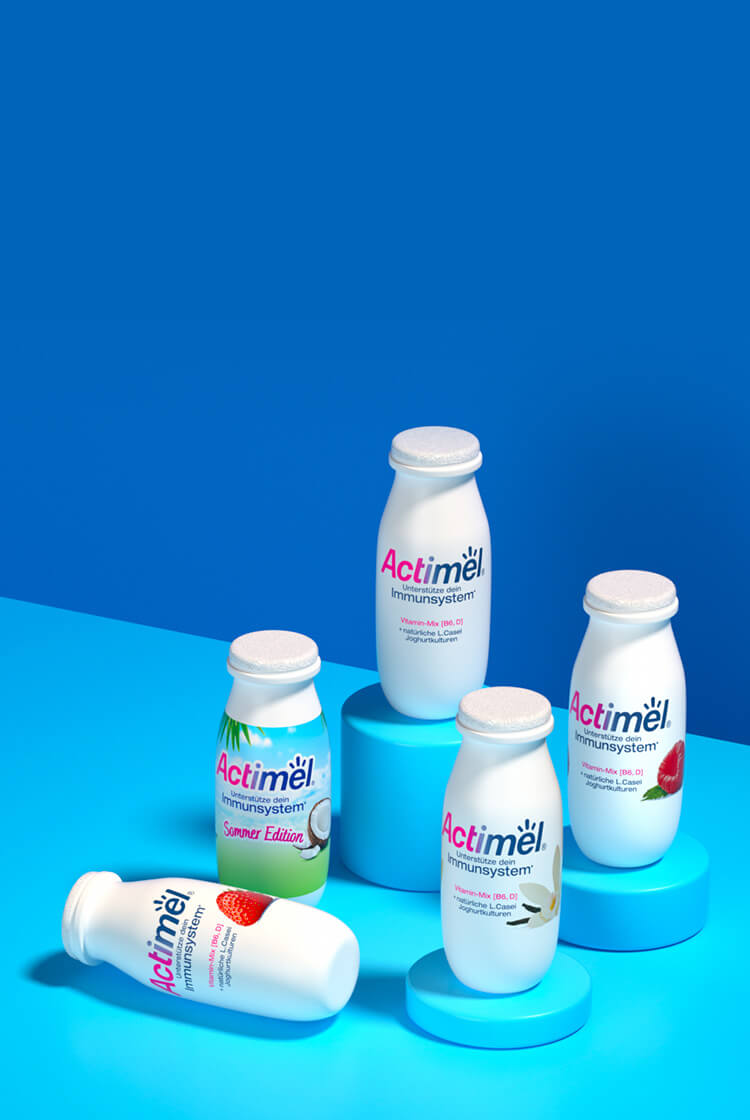 Actimel Classic Mobile Background